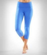 essential capri legging - mazarine (blue) 에센셜 카프리 - 매져린